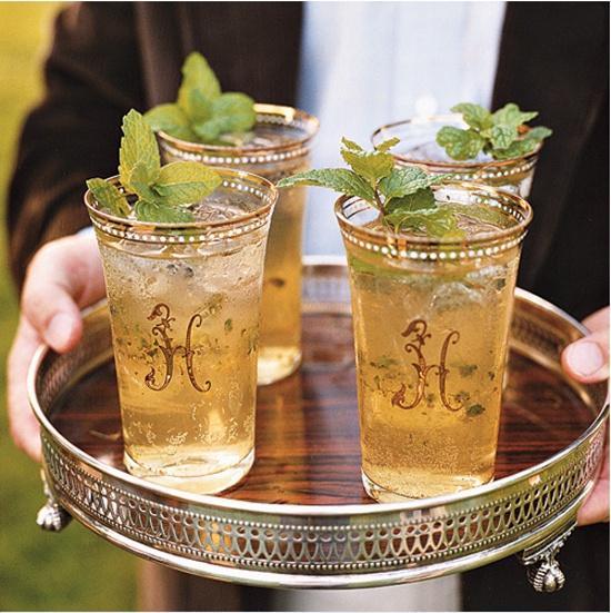 Свадьба - Fancy Drinks