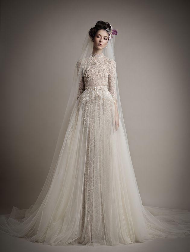 Boda - Ersa Atelier Wedding Dress Collection 2015 (Part 1)