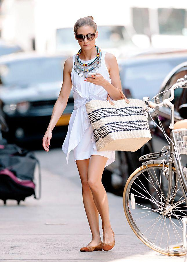 Wedding - The Best Summer Combinations Of Olivia Palermo