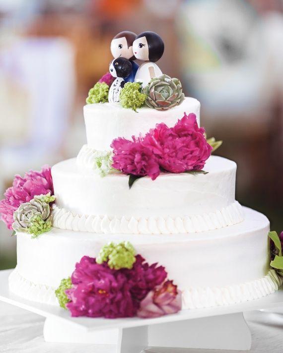 Hochzeit - Weddings-Cake Topper
