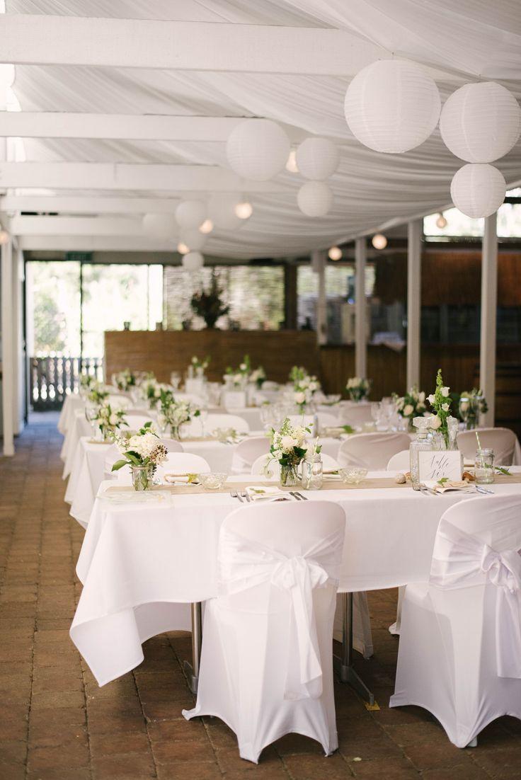Hochzeit - White