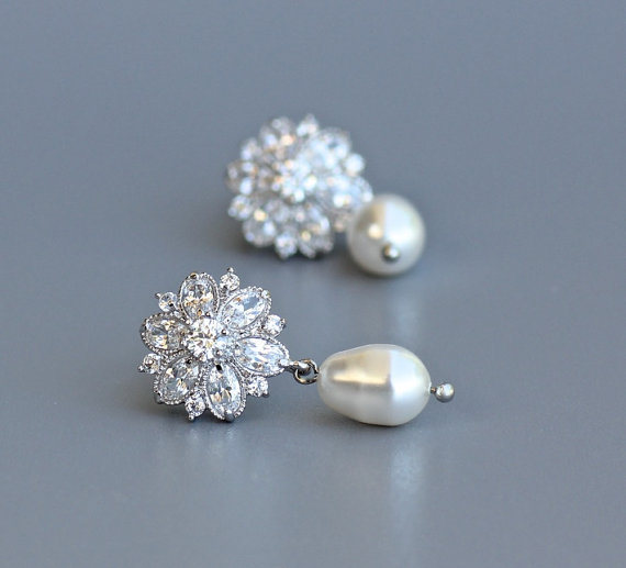 earrings london silver home drop and en stud pearl