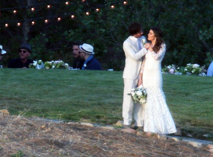 Ian Somerhalder amp Nikki Reed Wedding VIDEO!  YouTube