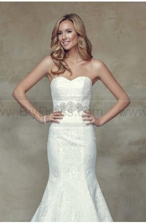 Mariage - Mia Solano Tulle A-line Wedding Dress - Brooklyn