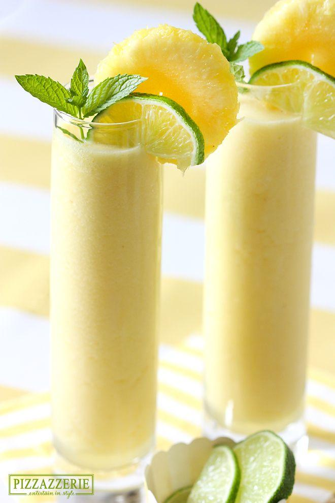 Wedding - Pineapple Coolers