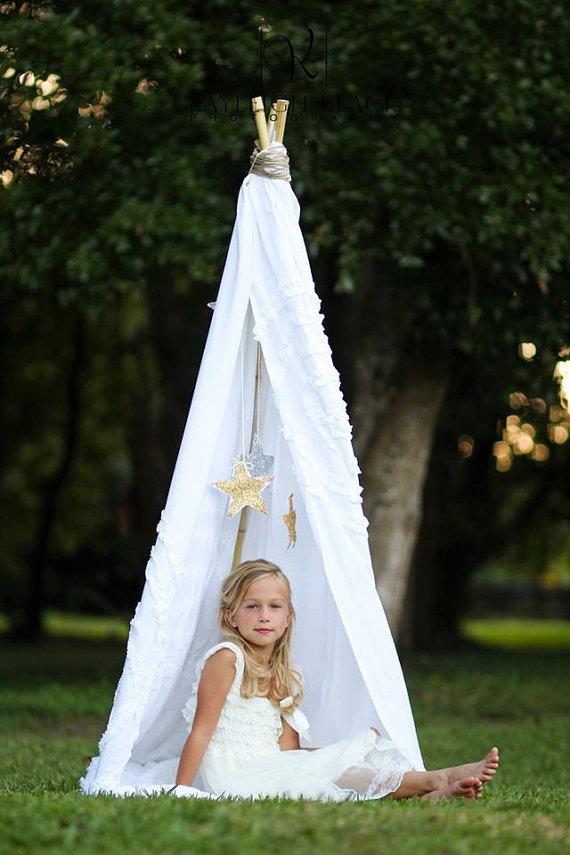 Mariage - Flower Girl Dress- Flower Girl Dresses- Cream dress- Lace dress- Rustic Girls Dress- Baby Lace Dress- Junior Bridesmaid
