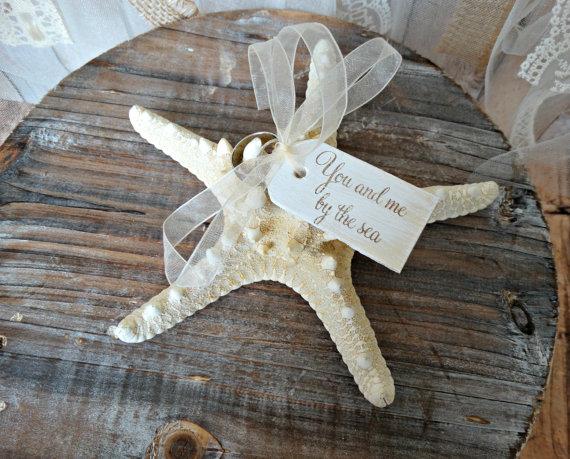 Largestarfishweddingring Holderbeach Weddingdestinationring