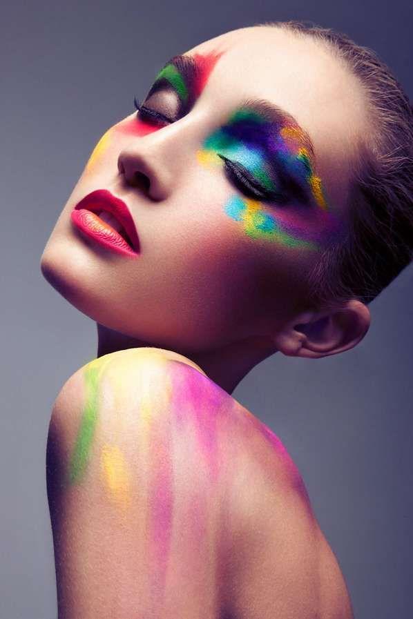 Свадьба - Rainbow Bright Beauty