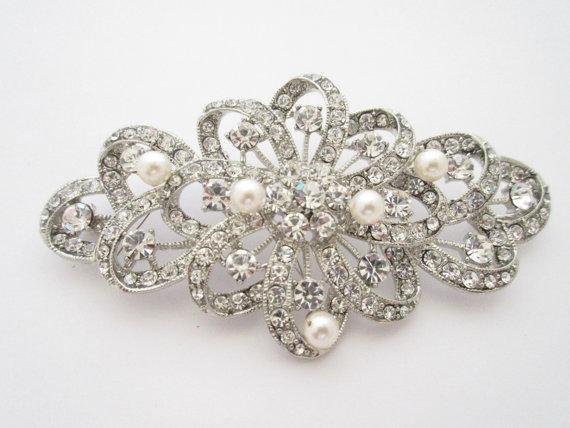 زفاف - wedding jewelry brooch,bridal brooch pin,wedding brooch,bridal hair accessories,wedding bouquet brooch,wedding cake brooch,Bridal hair comb
