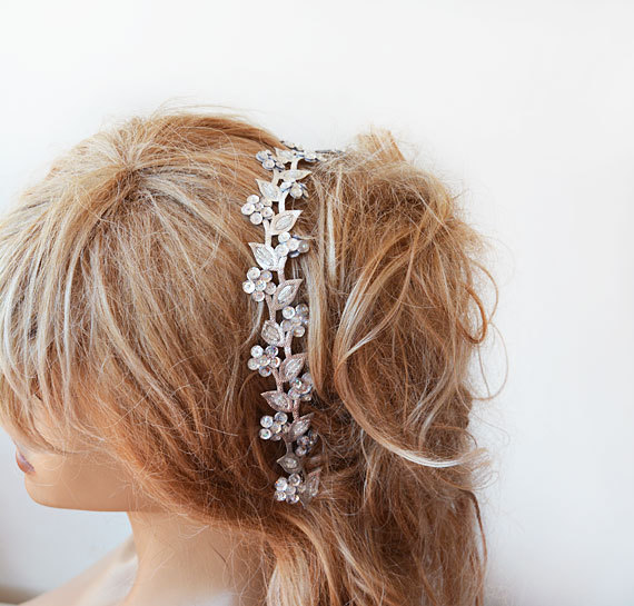 Sparkly Wedding Wedding Silver Sparkly
