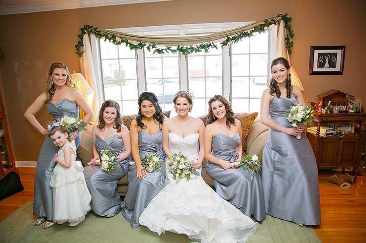Mariage - Bridesmaids Photos
