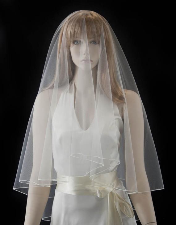 Mariage - Wedding veil - Custom order for Alainya