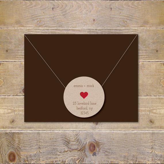 Mariage - Address Labels . Return Address Labels . Recycled Address Labels . Wedding Invite Address Label . Save The Date . Bridal Shower - Sweetheart