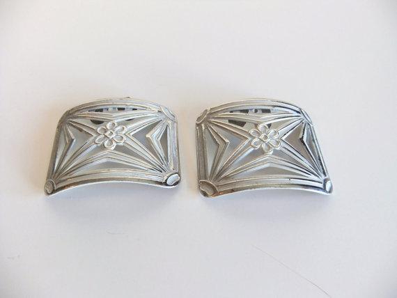 Hochzeit - Vintage Shoe Clips