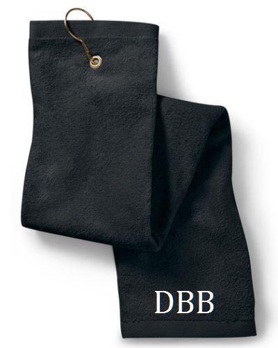 Свадьба - Groomsmen Gifts Golf Towel Monogram Included