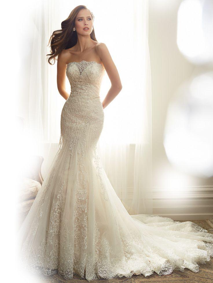 زفاف - Sophia Tolli Spring 2015 Bridal Collection