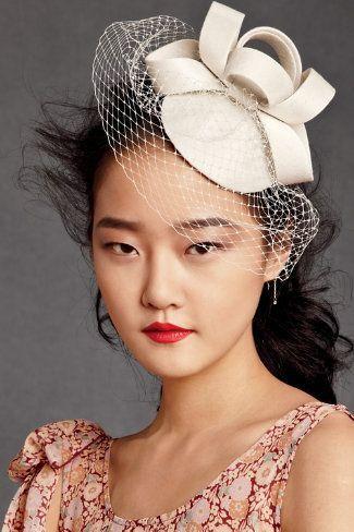 Hochzeit - Modern Wedding // Veils   Headpieces