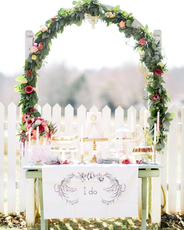 Wedding - Celebrate Springtime With Amore Events