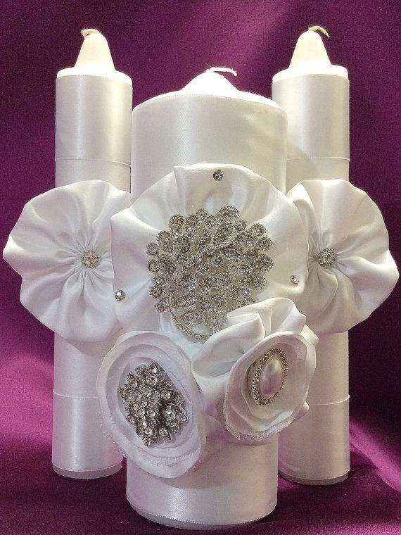 Mariage - Unity Candle/ Vela de Boda, wedding candle