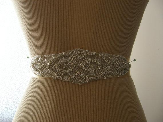 Hochzeit - SALE / Wedding Belt, Wedding Sash Belt, Bridal Belt, Bridesmaid Belt, Sash Belt, Wedding Sash, Bridal Sash, Belt, Crystal Rhinestone