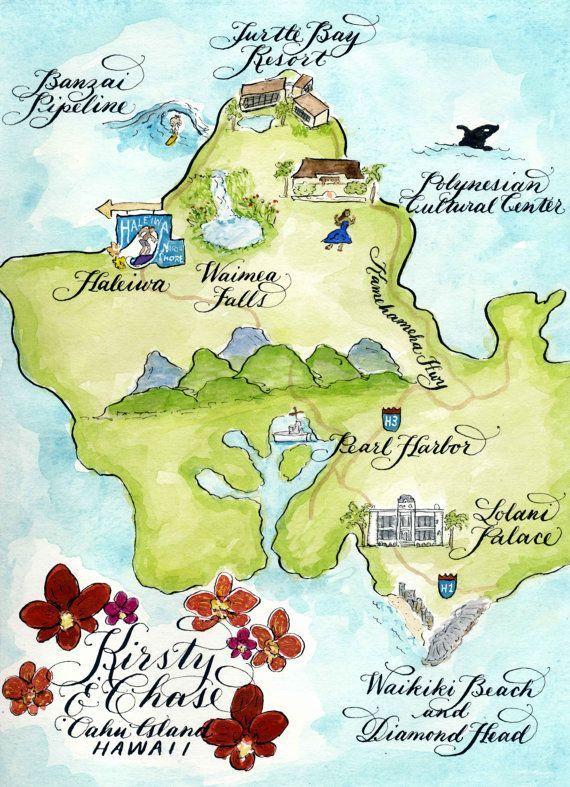 Свадьба - Destination Wedding: Hawaii