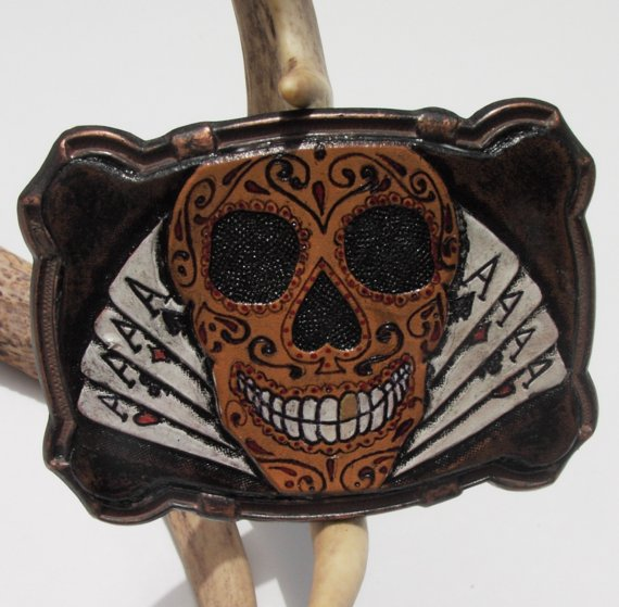 Свадьба - Custom Belt Buckle