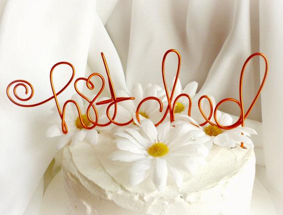 زفاف - Wedding Cake Topper, Rustic Fun Decor, Custom Colors