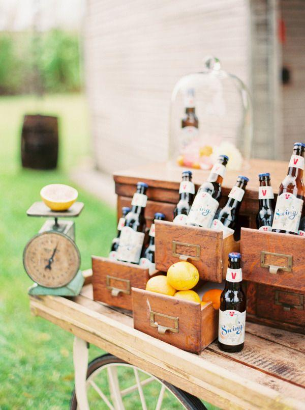 Mariage - 15 Creative Ways To Serve Beer At Your Wedding