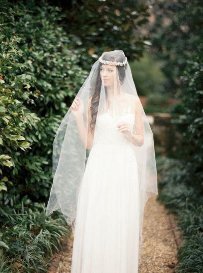 Mariage - Organic Evergreen Wedding Inspiration