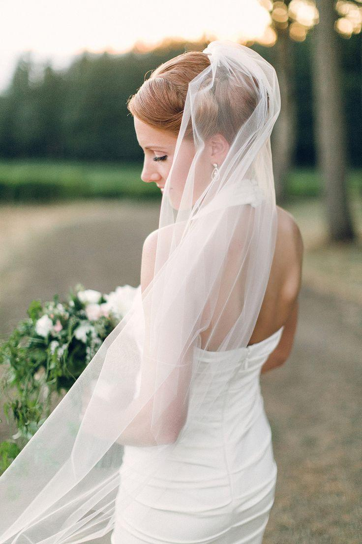 Mariage - Blush Pink Oregon Wine Country Wedding