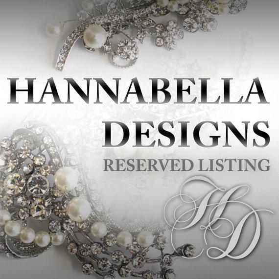 "Wedding - Reserved For Colleen - CORINNE - 2"" Bridal Couture Crystal Rhinestone Encrusted Bridal Sash, Wedding Beaded Sash Belt"