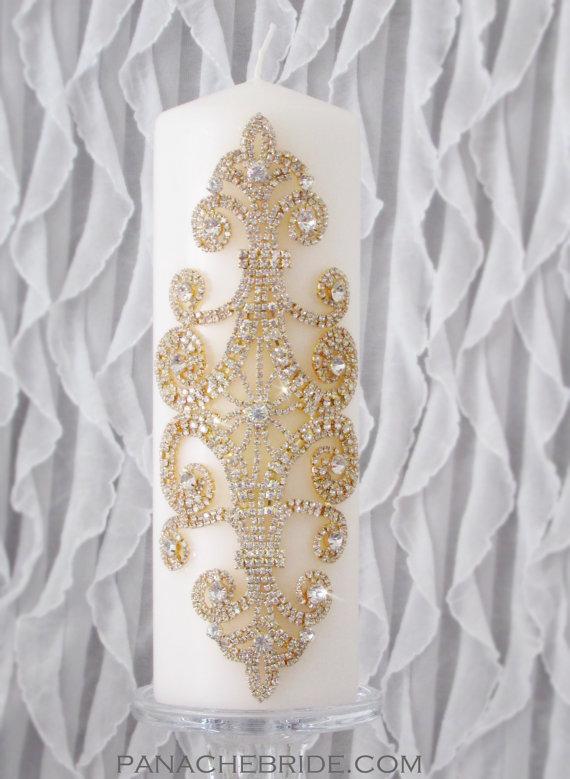 Hochzeit - Wedding Unity Candle