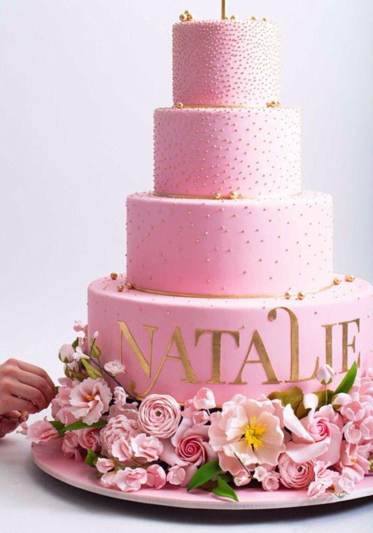 Свадьба - Stunning Wedding Cake & Cupcake Ideas