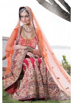 de7eee06d8 Bridal Lehenga Choli #2292224 - Weddbook