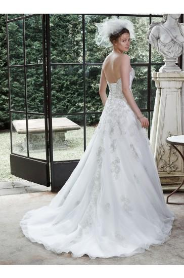 Свадьба - Maggie Sottero Bridal Gown Regina 5MS689