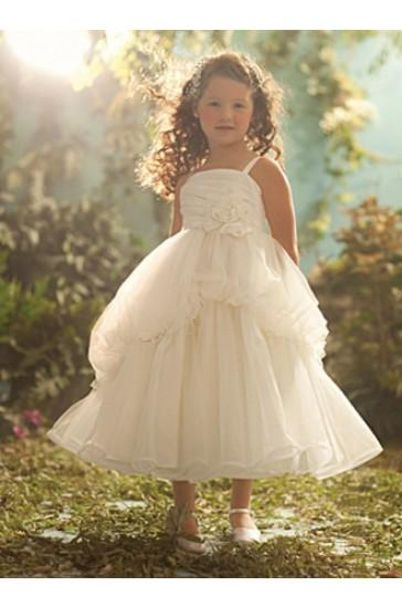 Düğün - Alfred Angelo Disney Blossoms Flower Girl Dresses Style 702