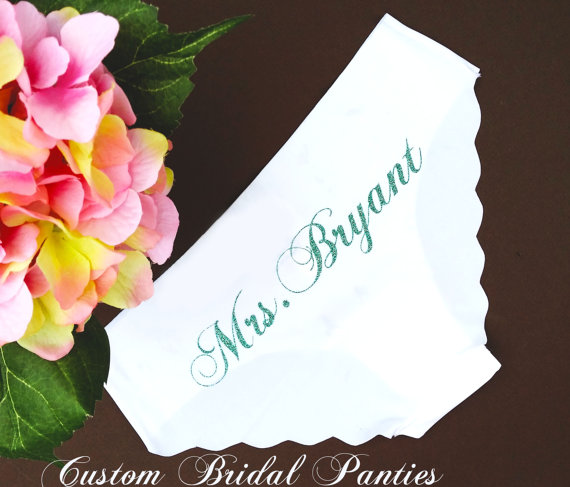 Mariage - Sale .. Sexy Bridal Panty. Bridal Panties. Bridal Underwear. Cheeky panties.