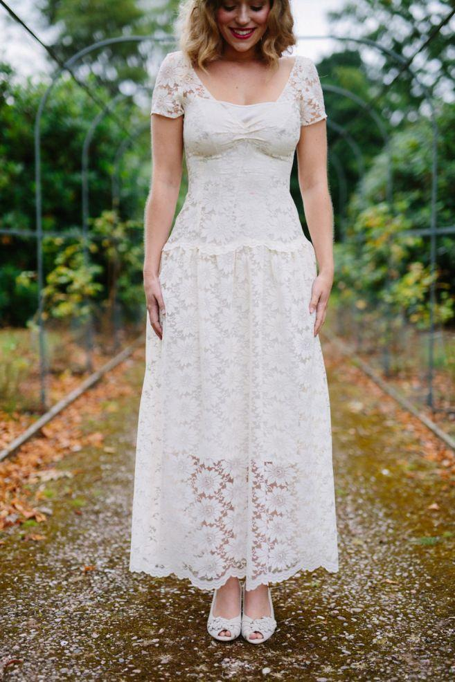 Mariage - Vintage Inspired Wedding Shoes From Rachel Simpson