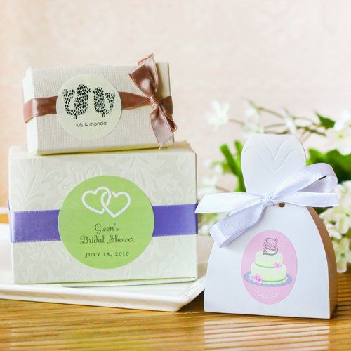 Wedding - Personalized Labels And Wedding Stickers