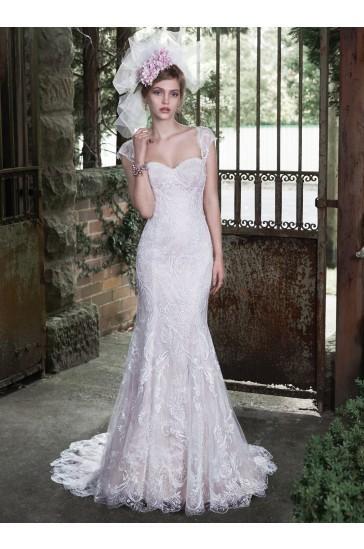 Свадьба - Maggie Sottero Bridal Gown Svetlana 5MC629
