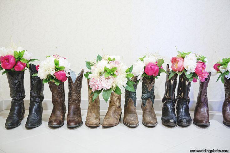 زفاف - Wedding- Rustic Chic