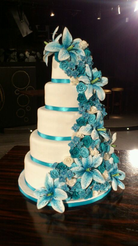 Teal Wedding - Parties & Weddings #2293661 - Weddbook