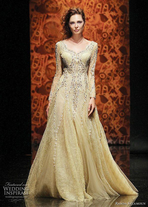 Wedding - Randa Salamoun Couture Fall/Winter 2010-2011