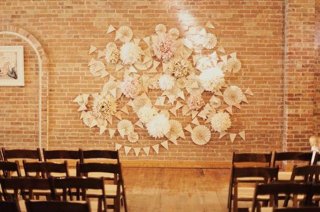 Hochzeit - Wedding Backdrops