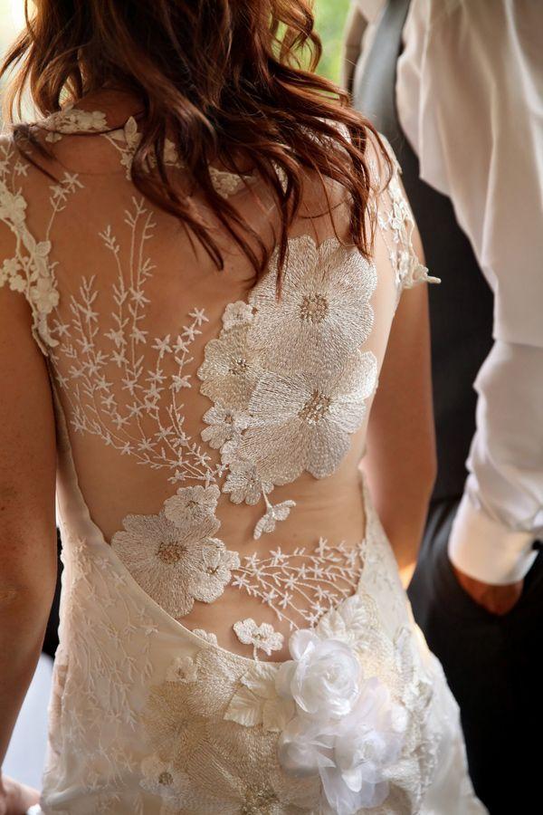 Свадьба - Backyard Utah Wedding