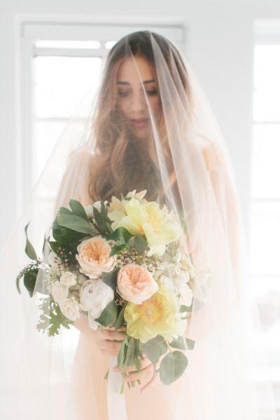 Mariage - Romantic Peach Wedding Inspiration