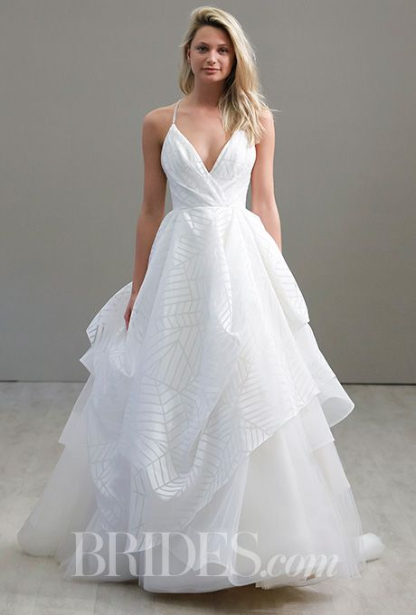 Hayley Paige Wedding Dresses - Spring 2016 - Bridal Runway Shows ...