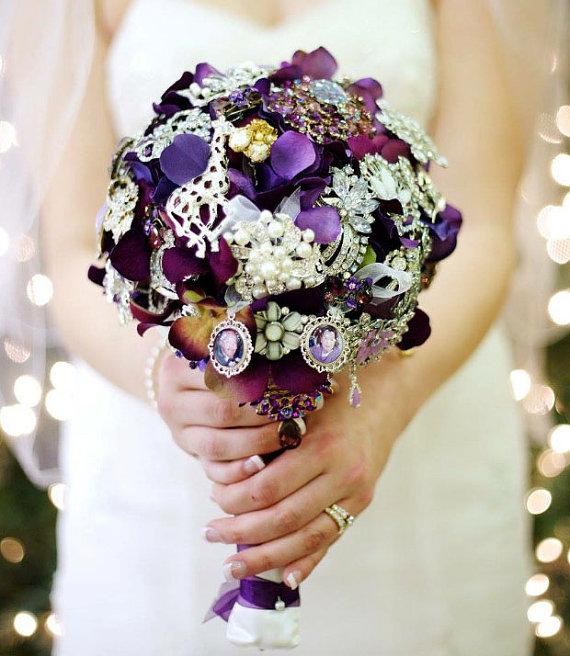 Mariage - Photo Wedding Bouquet Charm - SET of 2 photo wedding bouquet charms - Photo wedding bouquet charm - Bridal Charm - Bridal Bouquet Charm