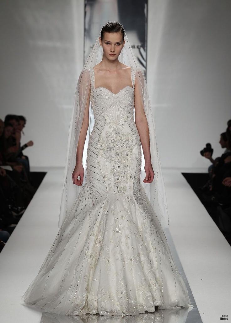 Düğün - Sleeveless Wedding Gown Inspiration