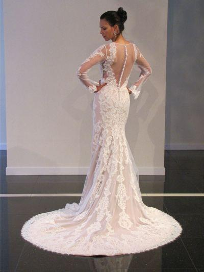 Mariage - 18 Sexy Wedding Dresses That Rocked The Runways (Video)